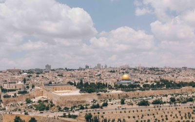 Rejoicing Over Jerusalem